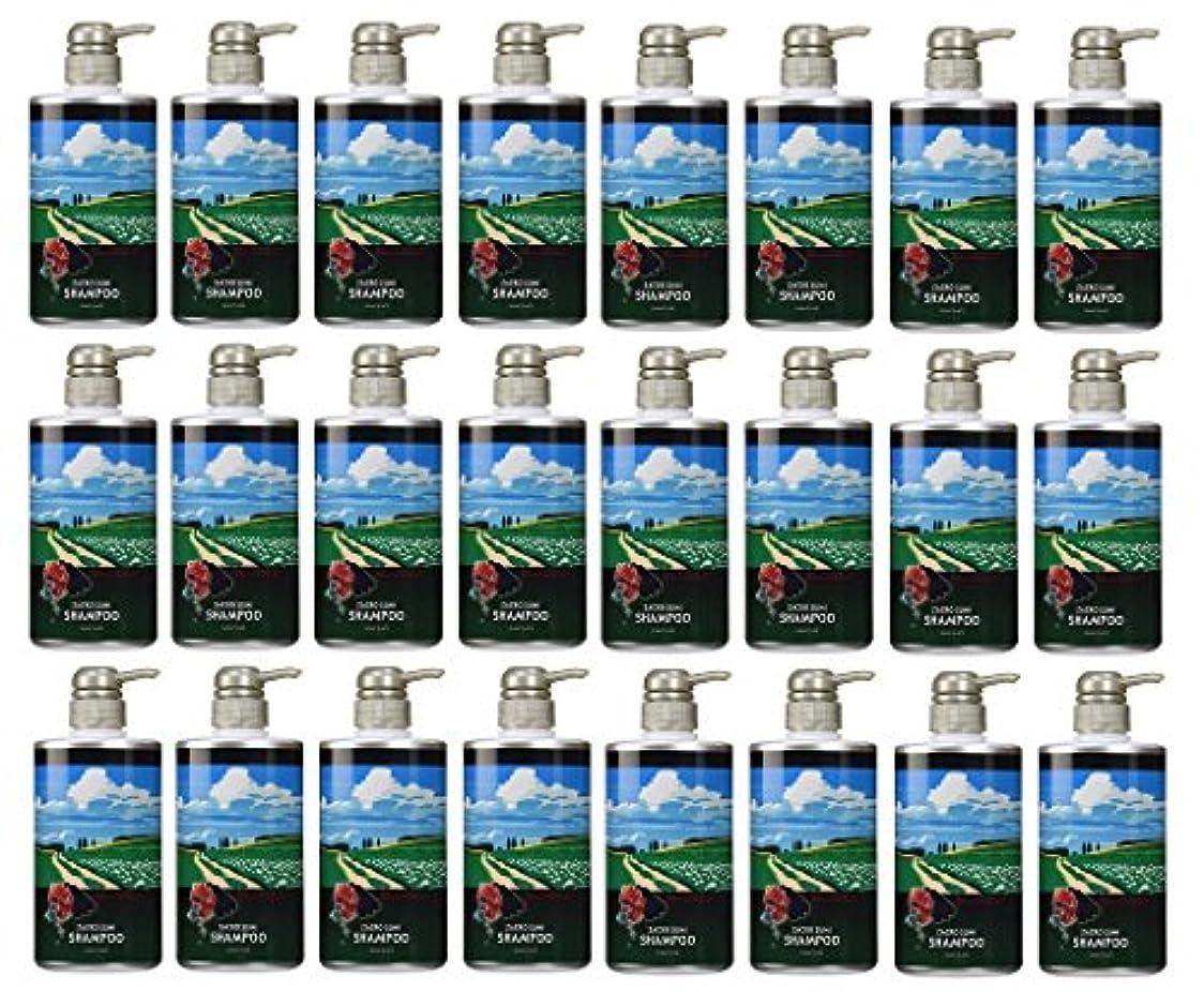 代わりの浴敏感な【24本セット】 サニープレイス ザクロ精炭酸シャンプー 500ml