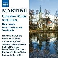 マルティヌー:フルートを含む室内楽曲集