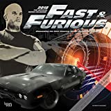 Fast and Furious 2018 Calendar