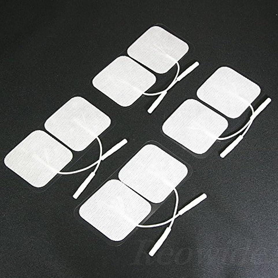 ヤング不適どこにでも交換用 低周波導子 型番:KP-8 4枚組 8枚入