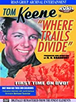 Where Trails Divide [DVD] [Import]