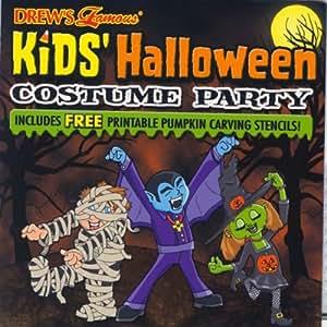 Drew's Famous Kids Halloween Costume Party