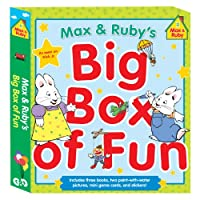 Max & Ruby's Big Box of Fun (Max and Ruby)