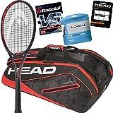 マリン・チリッチPro Player Head Prestige MP Tennis Gearバンドルパック