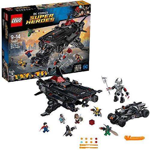 レゴ(LEGO)スーパー・ヒーローズ フライングフォックス:バットモービル・エアーリフト・アタック 76087