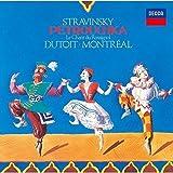 ストラヴィンスキー:バレエ《ペトルーシュカ》、交響詩《うぐいすの歌》、管弦楽のための4つの練習曲