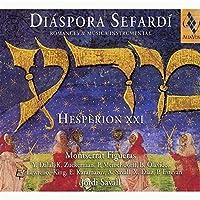 Diテ。spora Sefardテュ: Romances & Mテコsica Instrumental by Montserrat Figueras (2000-03-14)