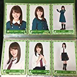 欅坂46 守屋茜 生写真 サイレントマジョリティー衣装 2ndシングルジャケット衣装 コンプ