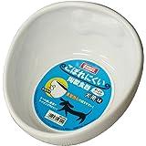 マルカン こぼれにくい陶製食器 犬用 M サイズ