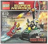 LEGO 76008 Marvel Super Heroes Iron Man vs. The Mandarin Ultimate Showdown レゴ スーパーヒーローズ