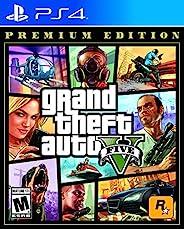 Grand Theft Auto V Premium Online Edition - PlayStation 4 Standard Edition (輸入版)