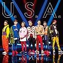 U.S.A.(CD DVD)(初回生産限定盤A)