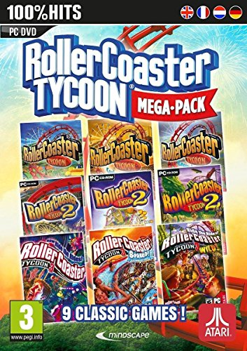 Rollercoaster Tycoon 9 Game Me...