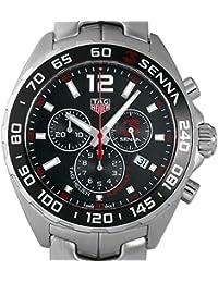 タグ・ホイヤー フォーミュラ1 クロノグラフ セナ限定 CAZ1015.BA0883 ブラック文字盤 メンズ 腕時計 新品 [並行輸入品]