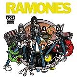 Ramones 2019 Calendar