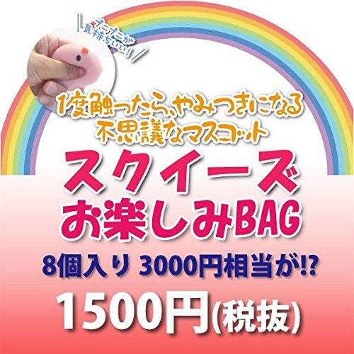 スクイーズ SQUEEZE お楽しみBAG 8点入り3000...
