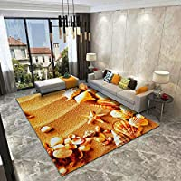 KuangfuMall リビングルームカーペット3Dプリントカーペット???ベッドルームカーペット (Color : Z, サイズ : 140CM×200CM)