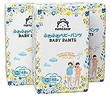 [Amazonブランド]Mama Bear ふわふわベビーパンツ ビッグ(12-17kg) 48枚×3パック