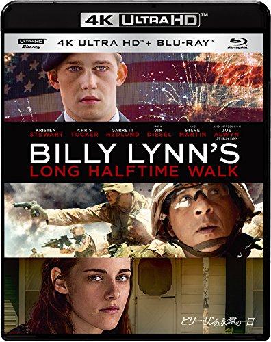 【Amazon.co.jp先行販売】ビリー・リンの永遠の一日 4K ULTRA HD & ブルーレイセット [4K ULTRA HD + Blu-ray]