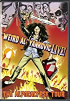 WEIRD AL YANKOVIC LIVE - THE ALPOCALYPSE TOUR