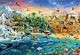 Ravensburger Our Wild World Jigsaw Puzzle (1500 Piece) [並行輸入品]