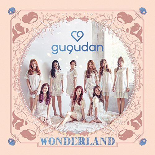 GUGUDAN ググダン - Wonderland: Act.1 The Little Mermaid CD+Photobook+Photocard [韓国盤]