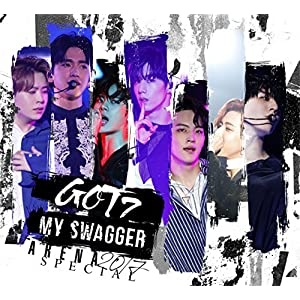 "GOT7 ARENA SPECIAL 2017""MY SWAGGER""in 国立代々木競技場第一体育館(完全生産限定盤) [Blu-ray]"