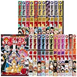 One Piece Box Set 3: Thriller Bark to New World, Volumes 47-70 (3)