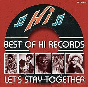 ベスト・オブ・ハイレコード~レッツ・ステイ・トゥギャザー