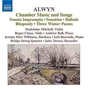 Violin Sonatina & Songs