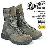 ダナー ブーツ RECKONING 8INCH 53211 メンズ グリーン US7.0-25.0 (並行輸入品)