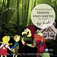 Humperdinck: Hansel & Gretel by HUG / LINDNER / GURZENICH COLOGNE ORCH / WALLBERG