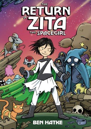 Download The Return of Zita the Spacegirl (English Edition) B00JTIZWF2