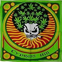 バンダナ ドクロ柄 Cypress Hill