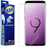 ArmorSuit [2 Pack] MilitaryShield [Case Friendly] Screen Protector for Samsung Galaxy S9 - Anti-Bubble HD Clear Film