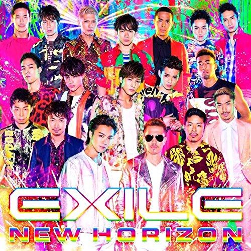 NEW HORIZON (CD+DVD) - EXILE