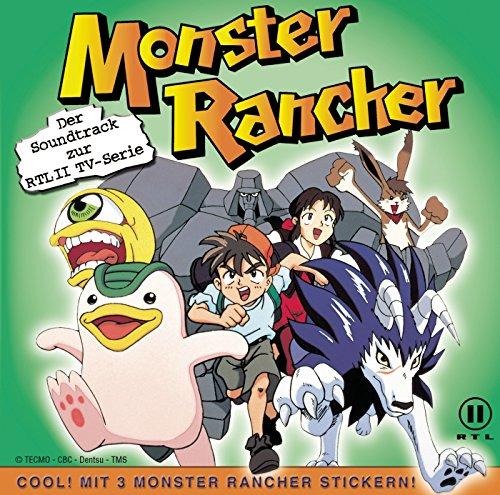 Monster Rancher - TV Soundtrack