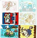 とびだせ どうぶつの森 amiibo+』amiiboカード 【サンリオキャラクターズコラボ】おまけシールのみ 全6種 カードなし
