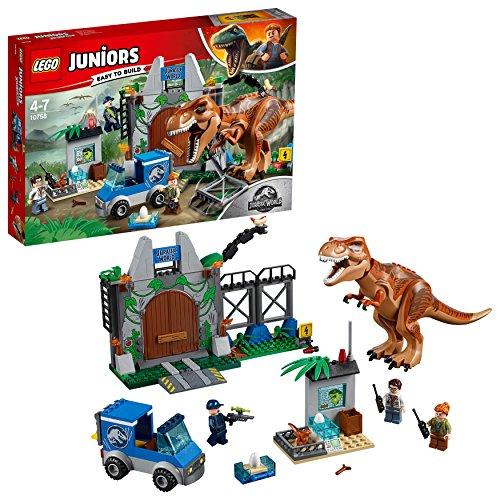 レゴ(LEGO)ジュニア T-レックスの脱走 10758