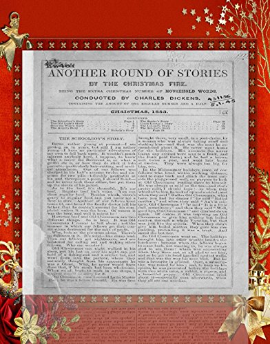 Download Another round of stories by the Christmas fire: being the extra Christmas number of Household words, conducted by Charles Dickens (History of Christmas Series Book 4) (English Edition) B01L2G3KRA
