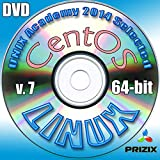 CentOSの7のLinuxのDVDの64ビットフルインストールには、無料のUNIXアカデミー評価試験、