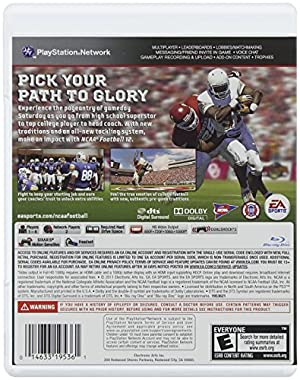 NCAA Football 12 (輸入版) - PS3