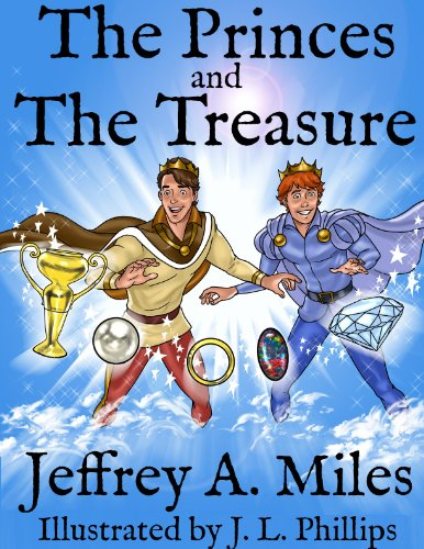 The Princes and The Treasure (English Edition)