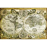 World Map - Historical Poster - 61x91.5cm
