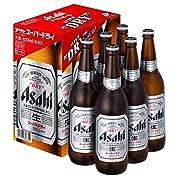 アサヒスーパードライ大瓶6本詰EX-6アサヒビール
