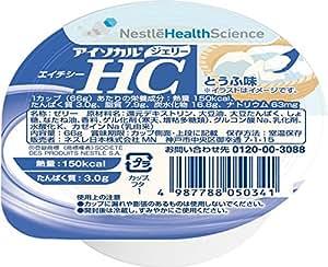 Nestle(ネスレ) アイソカル ジェリー HC とうふ味 66g×24個
