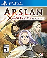 Arslan The Warriors of Legend (輸入版:北米) - PS4