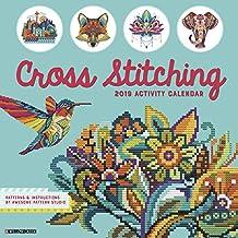 Cross Stitching 2019 Calendar