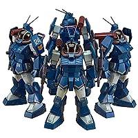 ダグラムCombat Armors Max ex011/ 72scale Solティックh8rf Kochima Spl 24部隊セット( ABS & PS & PE組み立て式プラスチックモデル)