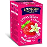 ロンドンフルーツ&ハーブ ティーバッグ ストロベリー&バニラフレール 20袋